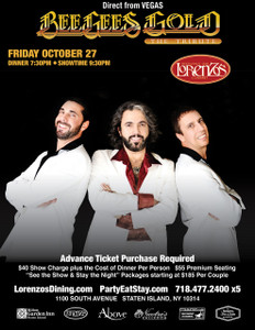 Bee Gees Gold - Friday, October 27th 2017