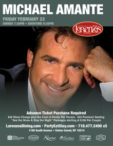 Michael Amante -  Friday, February 23rd 2018