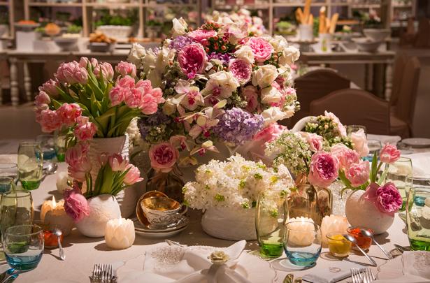 Create Your Own Table Scape Albuquerque Florist