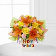 Birthday Celebration Bouquet