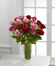 True Romance Rose Bouquet