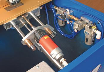 Kreg 1-Spindle Benchtop Pneumatic Pocket Hole Machine (DK1100TP)