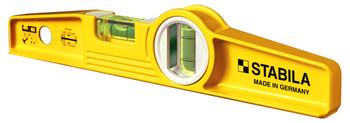 "Stabila Model 81SM 10"" Die Cast Magnetic Torpedo Level (25100)"