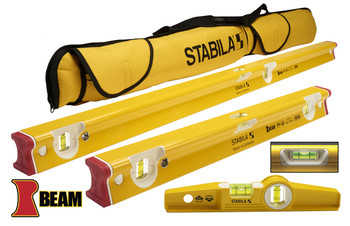 Stabila R Beam 3 Level Set (48410)