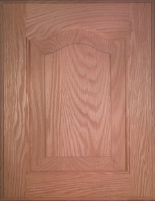 DRP 5010 - Solid Red Oak