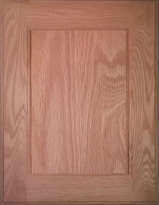 DFP 1010 - Solid  Red Oak
