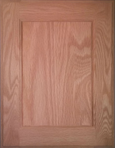 DPP 1010 - Plywood Panel - Red Oak