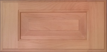 DTDF 1058HZ - Drawer Front Solid Wood - Hard Maple