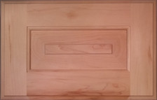 DTDF 1058HZF - Drawer Front Solid Wood - Paint Grade Maple