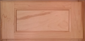 DTDF 1014HZ - Drawer Front - Plywood Paint Grade Maple