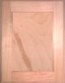 DFP 1010 - Paint Grade Maple - Solid Wood