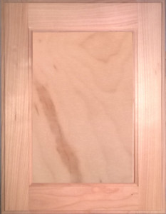 DFP 1010 - Paint Grade Maple - Solid Wood