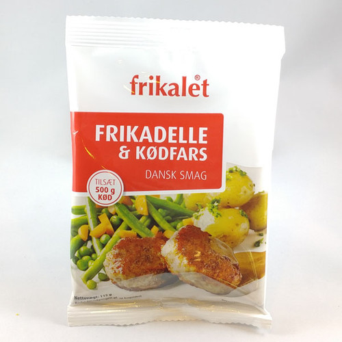 Frikadellemix 115 g (4oz) from SFK Foods