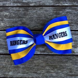 The Corinne Mascot- Roanoke Rangers