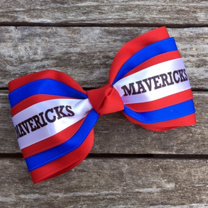 The Corinne Mascot- Independence Mavericks