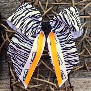 Sammye Zebra Sport Cheer