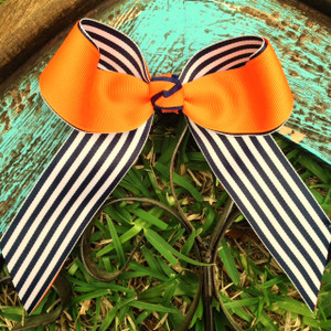 Juliet Stripe Orange