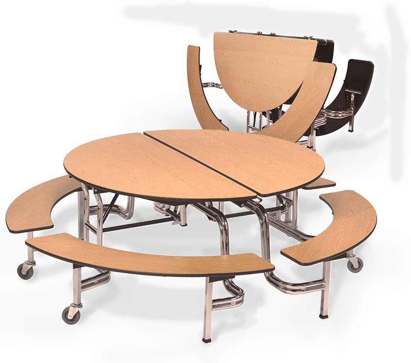 State-of-the-art crafted tables