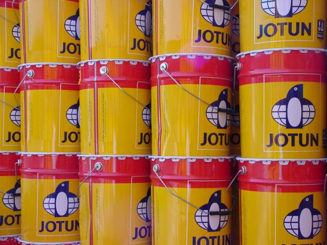 Jotun marine paints Jotomastic 87 AL