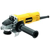 Dewalt DWE4157-QS angle grinder side switch Novolt