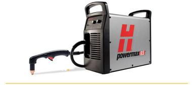 HYPERTHERM Powermax 65 AIR PLASMA CUTTING MACHINE