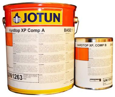 Jotun Hardtop XP Glossy Topcoat paint