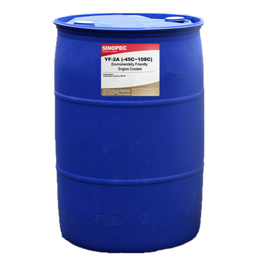 Sinopec Environmentally friendly coolant YF-2A 200 Liters Drum