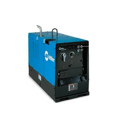 Miller Big Blue 500 X CC/CV (Deutz) F3L2011 Diesel driven powered engine welder