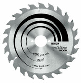 Bosch Circular saw blade Optiline Wood 235 x 35/25 x 2,5 mm, 40