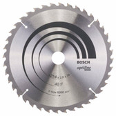 Circular Saw Blade Optiline Wood 254 X 30 X 2,0