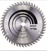 Bosch Optiline Wood Circular Saw Blade 184x16/25,19,20x2,5mm,40