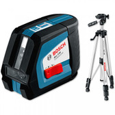 Buy Bosch GLL2-50 BS150 Laser Level plus Tripod online at GZ Industrial supplies Nigeria.