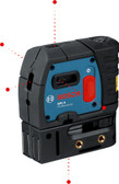 Bosch GPL5 five Point Laser