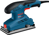Bosch GSS 230 professional orbital sander The most important data Rated power input 	190 W Sanding plate, width 	92 mm Sanding plate, length 	182 mm