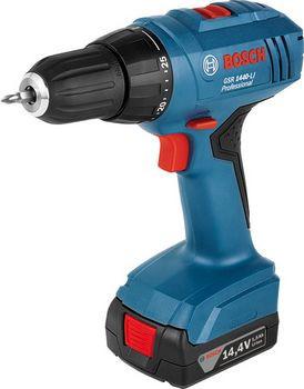 Buy Bosch GSR 1440-LI Professional cordless drill online at Gz Industrial Supplies Nigeria