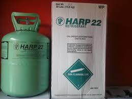 Buy Harp refrigerant Gas R22 online at GZ Industrial Supplies Nigeria