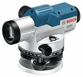 Buy Bosch GOL 20 G Optimal Level Professional online at GZ Industrial Supplies Nigeria Functions Bosch GOL 20G Professional     Great focus button for easy leveling     Lens with a wide aperture for sharp image of the target (measuring rod)     Continuous adjustment gons through a sliding coupling