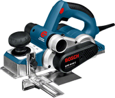 Buy Bosch GHO 40-82 C planer online at GZ Industrial Supplies Nigeria  The most important data  Here you will find the most important technical data for your professional Bosch tool at a glance! Rated power input 	850 W Adjustable depth of cut 	0 – 4,0 mm Weight 	3,2 kg Adjustable rebating depth 	0 – 24 mm No-load speed 	14.000 rpm Length 	296,0 mm Width 	169,0 mm Height 	173,0 mm Planing width 	82 mm