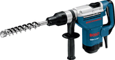 Buy Bosch GBH 5-38 Rotary Hammer with SDS-MAX online at GZ Industrial Supplies Nigeria  The most important data  Here you will find the most important technical data for your professional Bosch tool at a glance! Rated power input 	1.050 W Max. impact energy 	5,9 J Impact rate at rated speed 	2.900 bpm Weight 	5,8 kg Bit holder 	SDS-max drilling range 	 Drilling diameter in concrete with hammer drill bits 	16 – 38 mm Drilling diameter in concrete with breakthrough drill bits 	45 – 55 mm Drilling diameter in concrete with core cutters 	40 – 90 mm