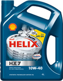 Shell Helix HX7 has been formulated with special active cleansing technology. It works harder to protect than conventional motor oils by continuously preventing dirt and sludge build-up. In addition to offering superior engine protection for all driving conditions, Shell Helix HX7 cleans and protects for more responsiveness.