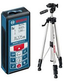 Buy Bosch GLM 80 + BS 150 tripod Laser Rangefinder online at GZ Industrial Supplies Nigeria. utomatic cut-out 5 minutes Height 30 mm measurement range 0.05 - 80 m Length 111 mm Units m / cm / cm mm power supplies 1 battery 3.7V Li-Ion (1250 mAh) laser class 2 Number of saved values 20 + 1 The laser diode 635 nm, <1 Max. measurement time 4 Max. measurement time <0.5 s Accuracy of measurements ± 1.5 Width 51 mm