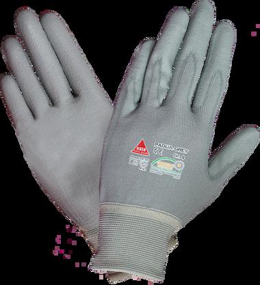 Safety hand glove Padua grey Hase safety work wear