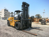 Used Caterpilla Fork Lift 15 tons for Sale