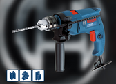 Bosch GSB 550 Impact Drilling machine and Electrician Kit