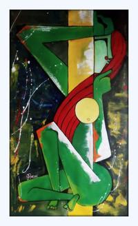 Figurative,Modern Art,Abstract