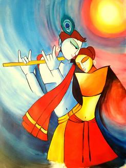 Religios,Radha Krishna,Love,Bonding,God