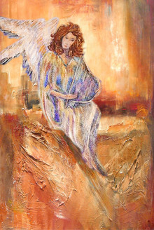 angel,winged angel, human with wings