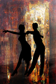 dance Move,Figurative,Passion,Female,Couple