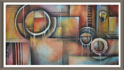 Contemporary Abstract,Abstract,strokes,patterns,design,Lines,shapes