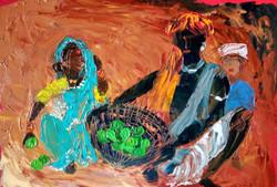 Villagers, tribal, farmer, family, farmer lady etc
